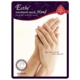 Маска для рук восстанавливающая Ecopure Treatment Mask Hand