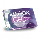 Контактные линзы Illusion Colors Geo