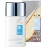 Водостойкий ББ крем The Face Shop Face it waterproof BB spf50++