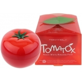Осветляющая маска с экстрактом томата Tony Moly Tomatox magic white massage pack