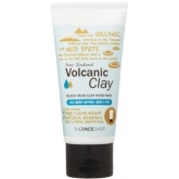 Маска The Face Shop Volcanic Clay Black head Clay Nose pack 50g