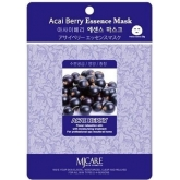 Маска с ягодами асаи Mijin Cosmetics Acai Berry Essence Mask