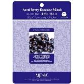 Маска с ягодами асаи Mijin Cosmetics Acai Berry Essence Mask