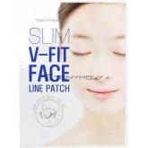 Маска для V-линии подбородка Tony Moly  Slim V Fit Face Line Patch