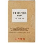 Матирующие салфетки The Saem Oil-Control Film