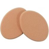 Набор овальных спонжей для нанесения макияжа Missha NBR Sponge (Oval)