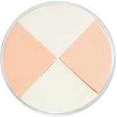 Набор спонжей для макияжа Missha Puff With Case 4 Pieces (for Makeup Base/Foundation)