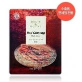 Тканевая маска для лица с экстрактом женьшеня The Saem Beaute de Royal Mask Sheet - Red Ginseng