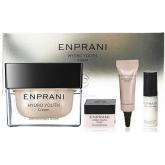 Антивозрастной крем для лица, набор с миниатюрами Enprani Hydro Youth Cream Special Set