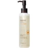 Средство для умывания 2 в 1 The Face Shop Mango Seed Oil To Foam Cleanser
