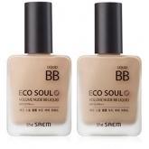 ББ крем The Saem Eco Soul Volume Nude BB Liquid