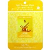 Листовая маска Mijin Cosmetics Gold Essence Mask