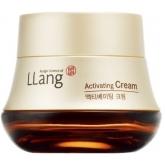 Крем с экстрактом женьшеня Llang Activating Cream
