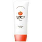 Осветляющий крем с томатным экстрактом Skinfood Tomato Milky Shine Cream