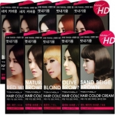Краска для волос Tony Moly Make HD Hair Color 7K2