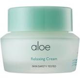 Успокаивающий крем с алоэ It's Skin Aloe Relaxing cream