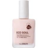 Персиковая основа для макияжа The Saem Peach Base Eco Soul