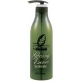 Эссенция - глазурь с экстактом хны и керамидами Flor de Man Henna Hair Glazing Essence