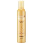 Мусс для укладки волос спротеинами шелка Flor de Man Keratin Silkprotein Hair Mousse