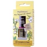 Комплекс ухаживающих масел для ногтей и кутикулы MyLimoni Oil Complex & Care