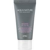 Очищающий гель с тающей текстурой A'Pieu Aqua Nature Blackhead Meling Gel