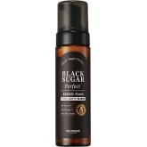 Пенка скраб с экстрактом черного сахара Skinfood Black Sugar Perfect Bubble Foam