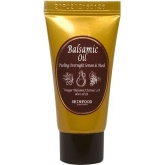 Обновляющая ночная сыворотка Skinfood Balsamic Oil Peeling Overnight Serum Mask