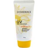 Солнцезащитный крем для лица Deoproce Estheroce UV Daily Sun Cream SPF41 PA+++