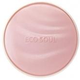 Солнцезащитный увлажняющий кушон The Saem Eco Soul Essence Cushion Moisture Lasting SPF50+ PA+++