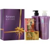 Подарочный набор (выпрямление) KeraSys Gift Set Salon Care