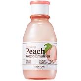 Эмульсия с экстрактом персика Skinfood Premium Peach Cotton Emulsion