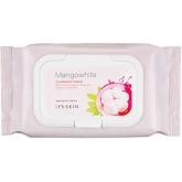 Салфетки для снятия макияжа It's Skin Mango White Cleansing Tissue