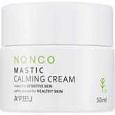 Успокаивающий крем для чувствительной кожи A'pieu Nonco Mastic Calming Cream