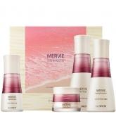 Набор для глубокого увлажнения кожи с красным планктоном The Saem Mervie Hydra Skin Care 3 Set