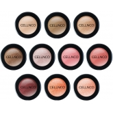 Тени для век с перламутром Cellnco Eye Love I Shadow