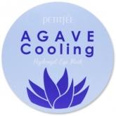 Охлаждающие гидрогелевые патчи с экстрактом агавы Petitfee Agave Cooling Hydrogel Eye Patch
