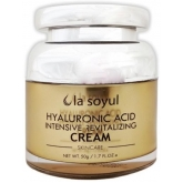 Восстанавливающий крем с гиалуроновой кислотой La Soyul Hyaluronic Acid Intensive Revitalizing Cream