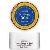 Питательный крем для тела с маслом ши Medi Flower Shea Butter 30% Body Cream