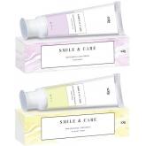 Инновационная зубная паста с жемчужной пудрой Smile Care Toothpaste