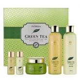 Набор для ухода за кожей лица Deoproce Premium Green Tea Total Solution 3 Set