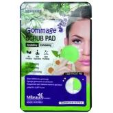 Подушечка для гоммаж-пилинга для лица MBeauty Gommage Scrub Pad