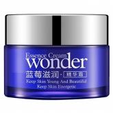 Крем для лица с экстрактом черники Bioaqua Wonder Essence Cream Blueberry