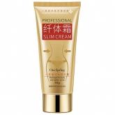 Антицеллюлитный гель для тела One Spring Professional Slim Cream