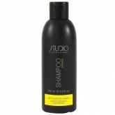 Шампунь для волос анти-желтый Kapous Studio Professional Antiyellow Shampoo