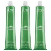 Краска Kapous Studio Professional крем-краска для волос с экстрактом женьшеня и рисовыми протеинами