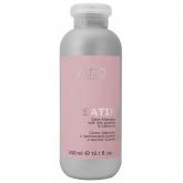 Шампунь с протеинами шелка и маслом хлопка Kapous Studio Professional Luxe Care Satin Shampoo