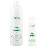 Окислительная эмульсия с экстрактом женьшеня и рисовыми протеинами Kapous Studio Professional Actiox Emulsion 6%