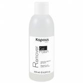 Жидкость для снятия гель-лака Kapous Nails Gel Polish Remover
