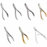 Кусачки маникюрные Silver Star Classic Cuticle Nipper