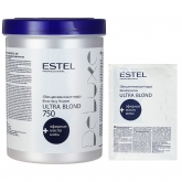 Пудра обесцвечивающая для волос Estel Ultra Blond De Luxe Bleaching Powder
